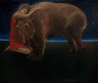 Katarzyna Karpowicz: Mój niedźwiedź