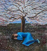 Katarzyna Karpowicz: Kwitnące drzewo