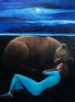Katarzyna Karpowicz: Peacful night