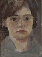 Katarzyna Karpowicz: Little self portrait