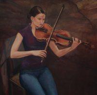 Katarzyna Karpowicz: Violinist