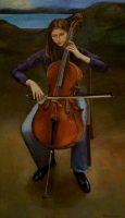 Katarzyna Karpowicz: Cellist