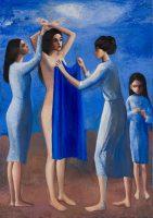Katarzyna Karpowicz: Blue