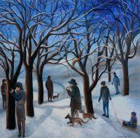 Katarzyna Karpowicz: Piękna zima