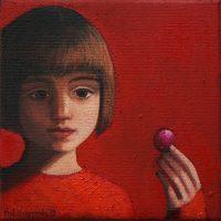 Katarzyna Karpowicz: Różowa kulka