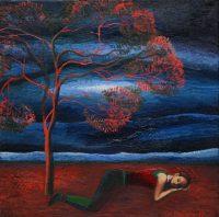 Katarzyna Karpowicz: Czerwone drzewo