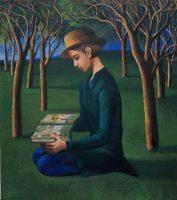 Katarzyna Karpowicz: Dziewczynka i drzewa