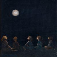 Katarzyna Karpowicz: Księżyc latem