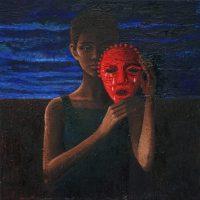 Katarzyna Karpowicz: Czerwona maska
