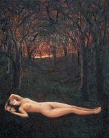 Katarzyna Karpowicz: Czarny las