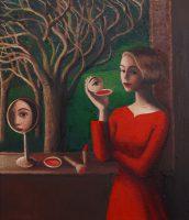 Katarzyna Karpowicz: Czerwona sukienka
