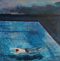 Katarzyna Karpowicz: Swimming pool and the Sky
