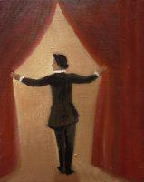 Katarzyna Karpowicz: Red Curtain