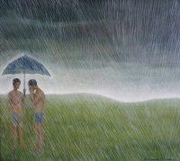 Katarzyna Karpowicz: Deszcz