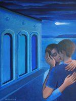 Katarzyna Karpowicz: Niebieski pocałunek