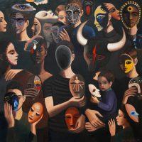 Katarzyna Karpowicz: Mężczyźni i maski I