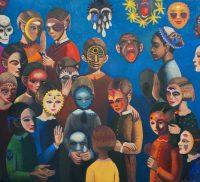Katarzyna Karpowicz: Dzieci i Maski I